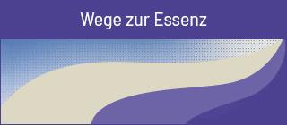 Logo - Wege zur Essenz
